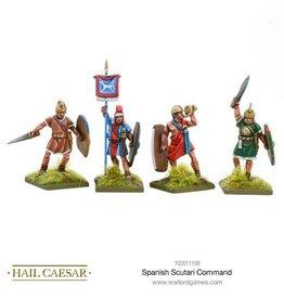 Warlord Games Spanish Scutarii Command