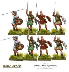 Warlord Games Spanish Caetrati Light Infantry