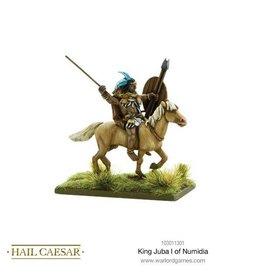 Warlord Games King Juba I Of Numidia