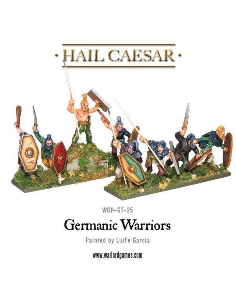 Warlord Games Enemies Of Rome Germanic Warriors Box Set