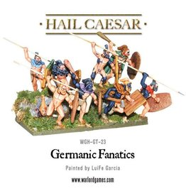 Warlord Games Germanic Fanatics
