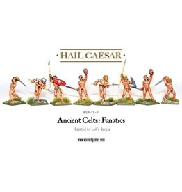 Warlord Games Ancient Celts Naked Fanatics