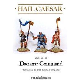Warlord Games Dacian Command