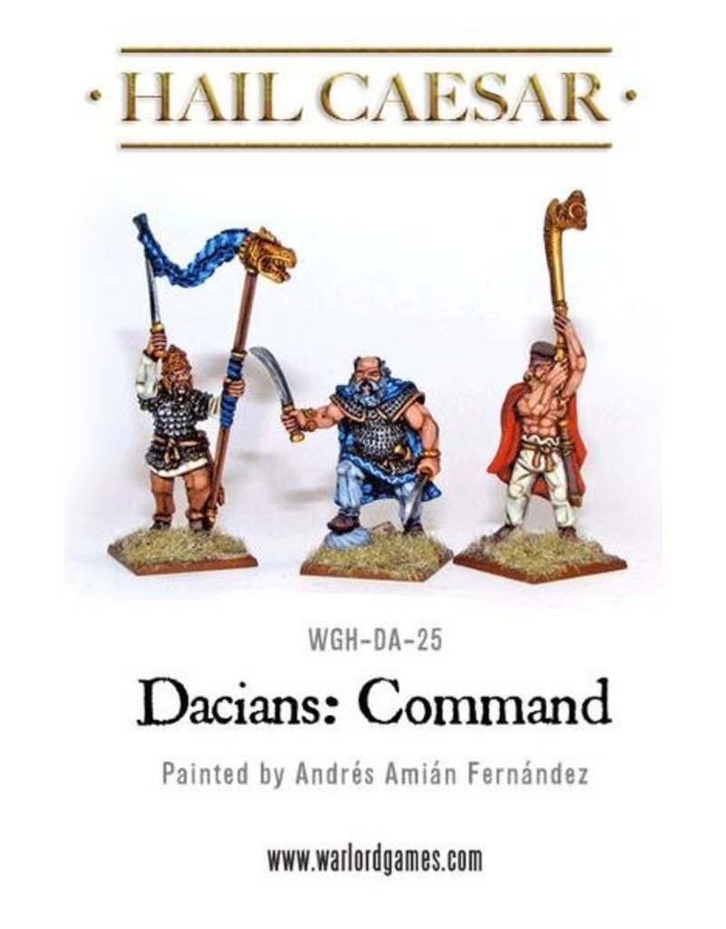 Warlord Games Enemies Of Rome Dacian Command Pack