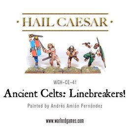 Warlord Games Ancient Celtic Linebreakers