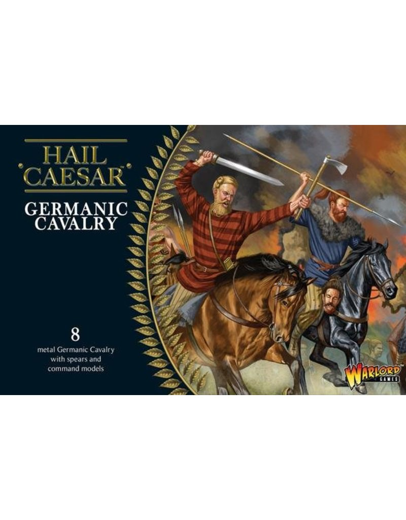 Warlord Games Enemies Of Rome Germanic Cavalry Box Set