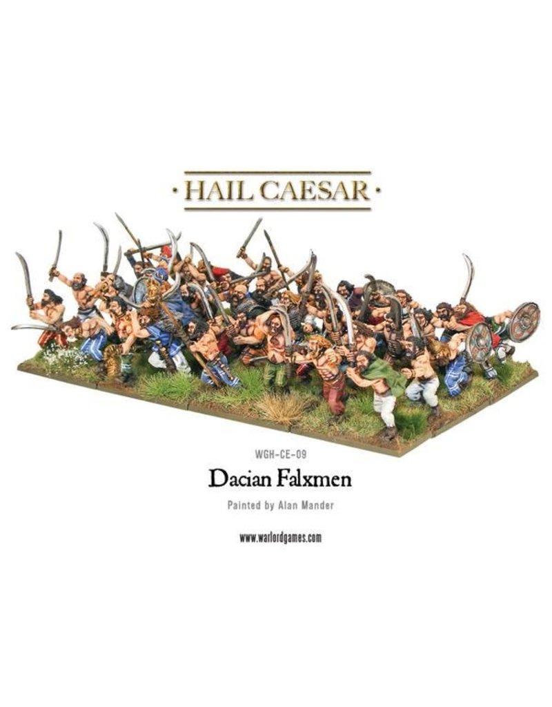 Warlord Games Enemies Of Rome Dacian Falxmen Box Set