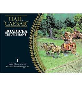 Warlord Games Boadicea Triumphant (+chariot)