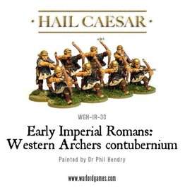 Warlord Games Imperial Roman Western Auxiliary Archers