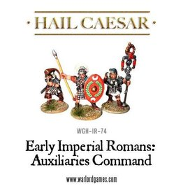 Warlord Games Auxiliary Command Pack