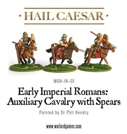 Warlord Games Imperial Roman Auxiliary Cavalry With Spears