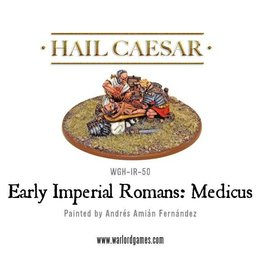Warlord Games Early Imperial Roman Medicus