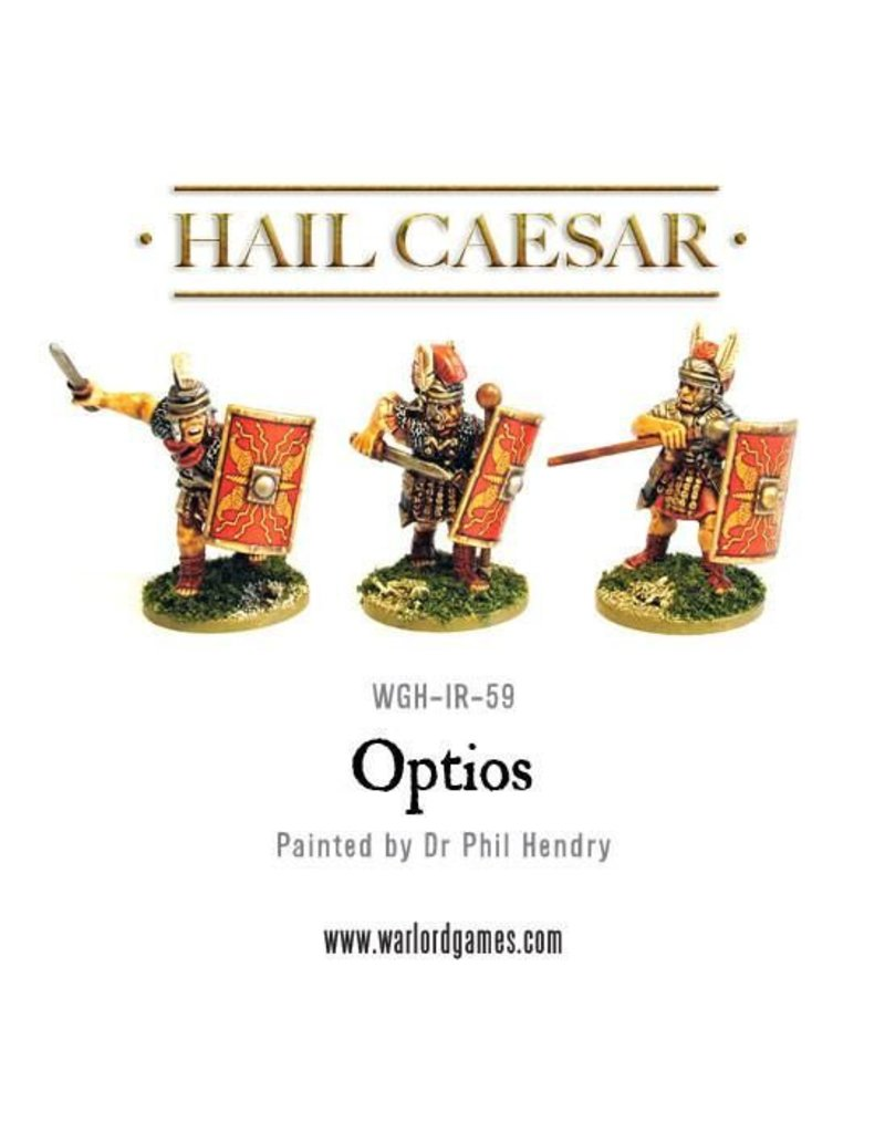 Warlord Games Early Imperial Roman Optios Pack