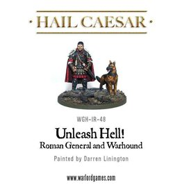 Warlord Games Unleash Hell! (General & Dog)