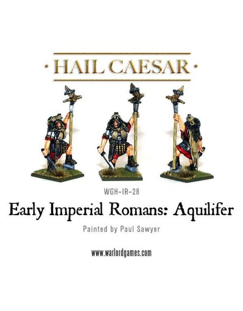 Warlord Games Early Imperial Roman Aquilifer Pack