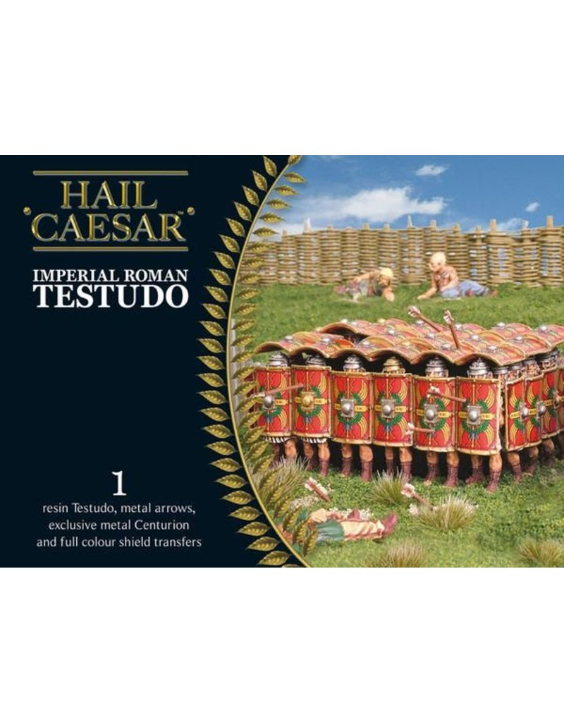 Warlord Games Early Imperial Roman Testudo Box Set