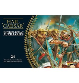 Warlord Games Imperial Roman Auxiliaries (20 plastic + 4 metal command)