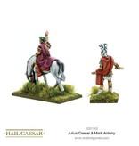 Warlord Games Caesarian Romans Julius Caesar & Mark Antony Pack