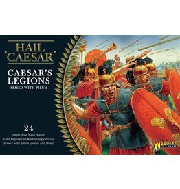 Warlord Games Caesarian Romans with Pilum