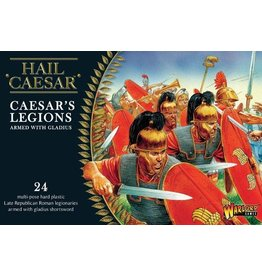 Warlord Games Caesarian Romans with Gladi