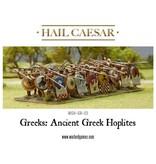Warlord Games Aegean States Ancient Greek Hoplites Box Set