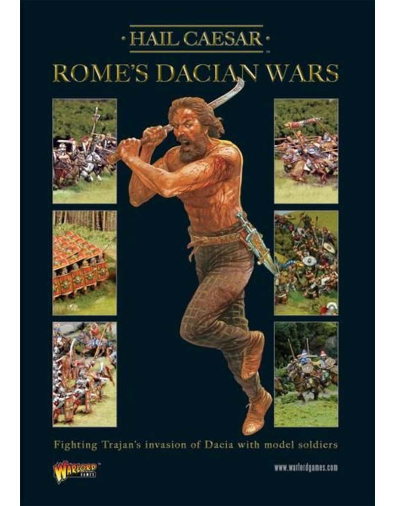 Warlord Games Rome's Dacian Wars Supplement Book