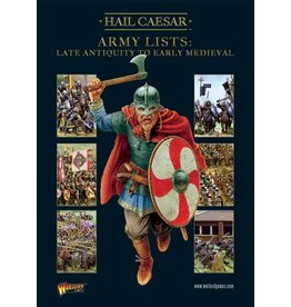 Warlord Games Army Lists Vol.2 - Late Antiquity to Early Medieval