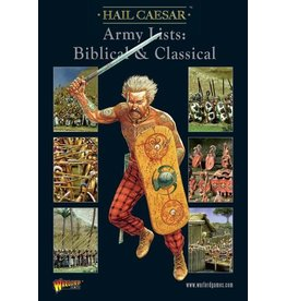 Warlord Games Army Lists Vol.1 - Biblical & Classical