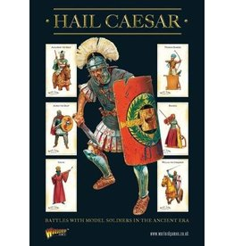Warlord Games Hail Caesar Rulebook