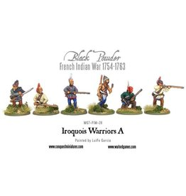 Warlord Games Iroquois Warriors