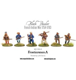 Warlord Games Frontiersmen