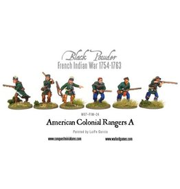 Warlord Games American Colonial Rangers A