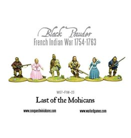 Warlord Games Last Of The Mohicans