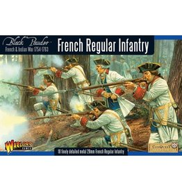 Warlord Games French Regular Infantry