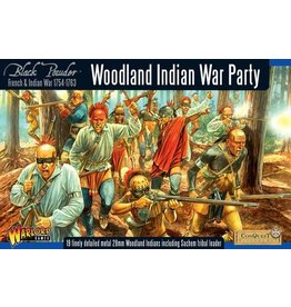 Warlord Games Woodland Indian War Party