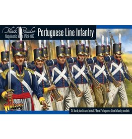 Warlord Games Portugese Line Infantry