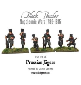 Warlord Games Prussian Jagers