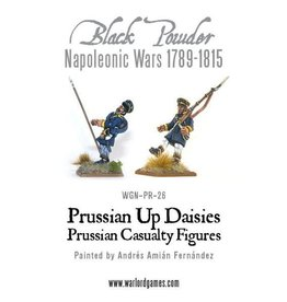 Warlord Games Prussian Landwehr Casualties