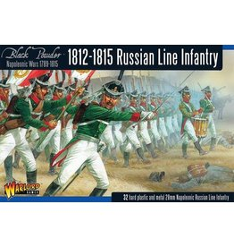 Warlord Games Late Russian Infantry (1812-1815)