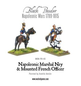 Warlord Games Marshal Ney & Mounted French Officer