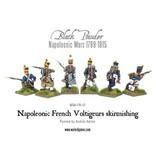 Warlord Games Napoleonic Wars 1789-1815 French Voltigeurs Skirmishing Pack