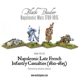 Warlord Games French Infantry Casualties (1812-1815)