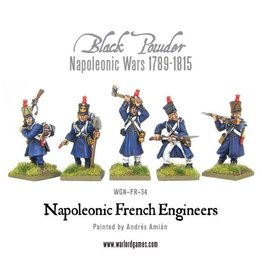 Warlord Games French Engineers
