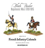 Warlord Games Napoleonic Wars 1789-1815 Mounted French Colonels Pack