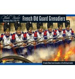 Warlord Games Napoleonic Wars 1789-1815 French Late Grenadiers Of The Guard Box Set