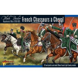 Warlord Games French Chasseurs A Cheval Light Cavalry