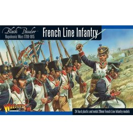 Warlord Games French Line Infantry 1806-1810 (24)
