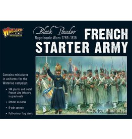 Warlord Games French Starter Army (Waterloo)