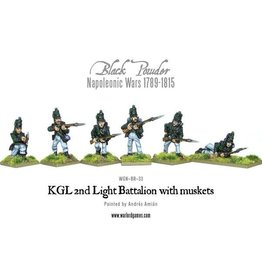 Warlord Games Kgl 2nd Light Battalion