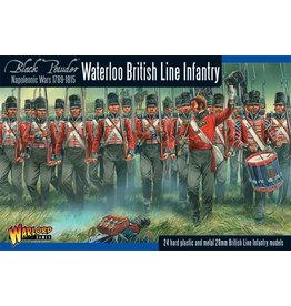Warlord Games British Line Infantry (Waterloo)